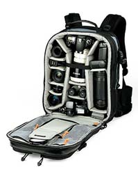 Lowepro Vertex 200 AW Foto og PC sekk