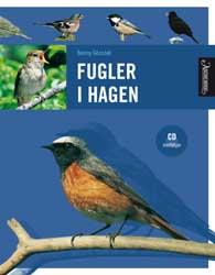 Fugler i hagen - Bok m/CD
