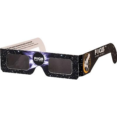 Focus Sports Optics Solar Eclipse glasses, 10 stk