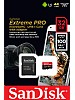 Sandisk MicroSDHC Extreme Pro 32GB Rescue Pro Deluxe 100MB/s A1 C10 V30 UHS-I U3