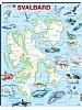 Puslespill - Svalbard m/dyr