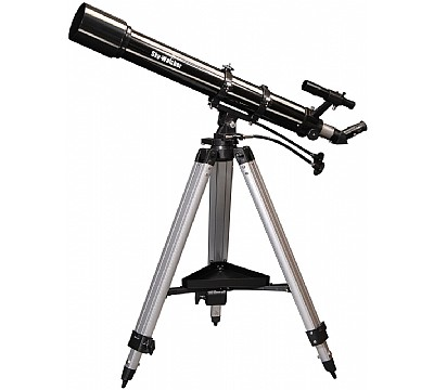 Linseteleskop - Standard refraktor