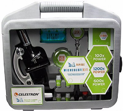 Celestron Mikroskop Pakke 28 Deler